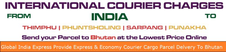 INTERNATIONAL-COURIER-SERVICE-TO-BHUTAN