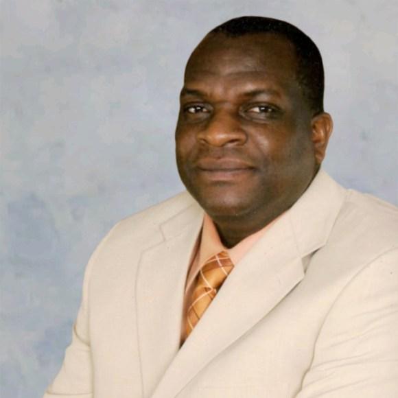 GIDI Board Member Dr. Richard Ayi