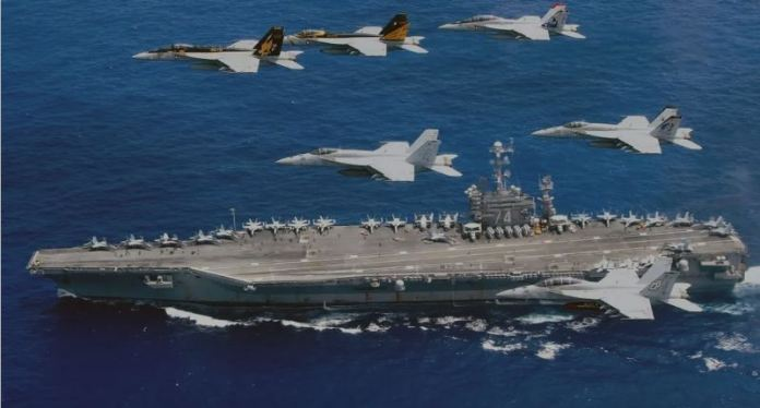 RISING STAKES IN THE SOUTH CHINA SEA