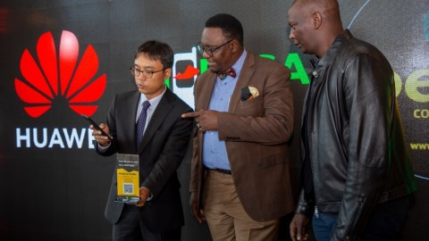 Huawei-and-Safaricom