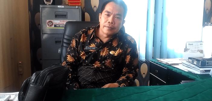 Ka.DISDIKBUD Dr.Hartono, M.Pd