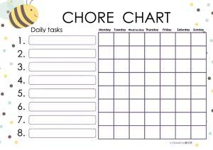 Chore Charts beeのサムネイル