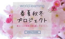 『楽しい親子英語のカタチ』1日5分でおうちで取り組める!春コースがスタートします