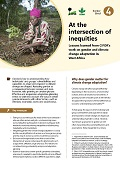 At the intersection of inequities: Lessons learned from CIFOR's work on gender and climate change adaptation in West Africa