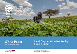 Land Degradation Neutrality Fund project