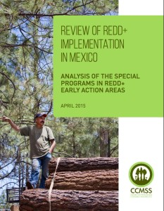 REDD+ Implementation in Mexico – Analysis of the special programs in REDD+ early action areas.