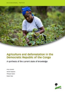 Agriculture and deforestation in the Democratic Republic of the Congo: A synthesis of the current state of knowledge