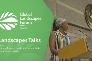 Landscape Talks – The way forward: Landscape restoration in research and practice