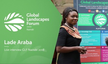 GLF Interview with Lade Araba