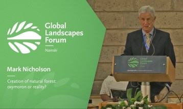 Mark Nicholson – Creation of natural forest oxymoron or reality?