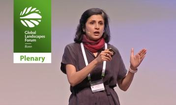 Jyotsna Puri: Keynote speech at GLF Bonn 2018