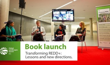 Book Launch: Transforming REDD+: Lessons and new directions
