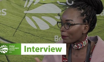 Interview with Claire Nasike – GLF Bonn 2018