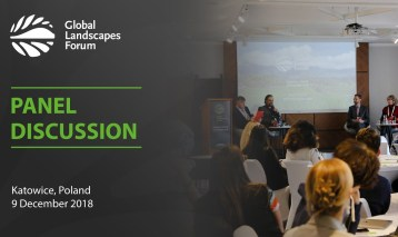 Panel discussion: The critical role of biodiversity protection and ecosystem integrity