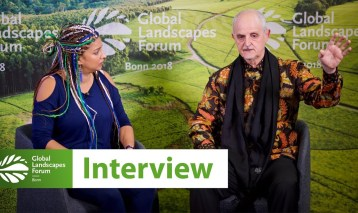 Driving positive impacts across landscapes and livelihoods: Robert Nasi at GLF Bonn 2018