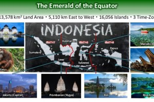 The Emerald of the Equator