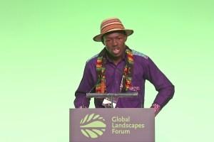 Desmond Alugnoa – Opening Plenary GLF Bonn 2019
