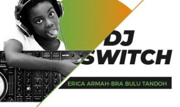 DJ Switch – GLF Accra 2019