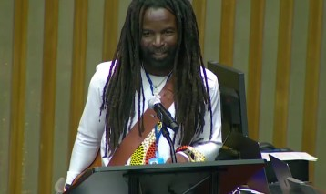 Rocky Dawuni – Inspirational Talk GLF New York 2019
