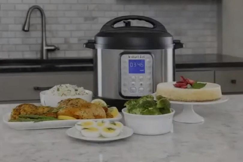 8-in-1 Pressure Cooker