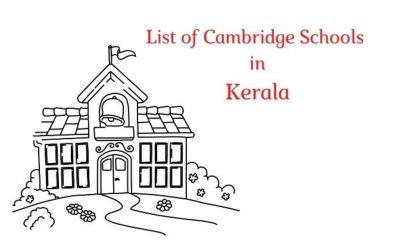 schools in Kerala