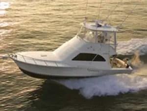 Convertible Fishing Boat