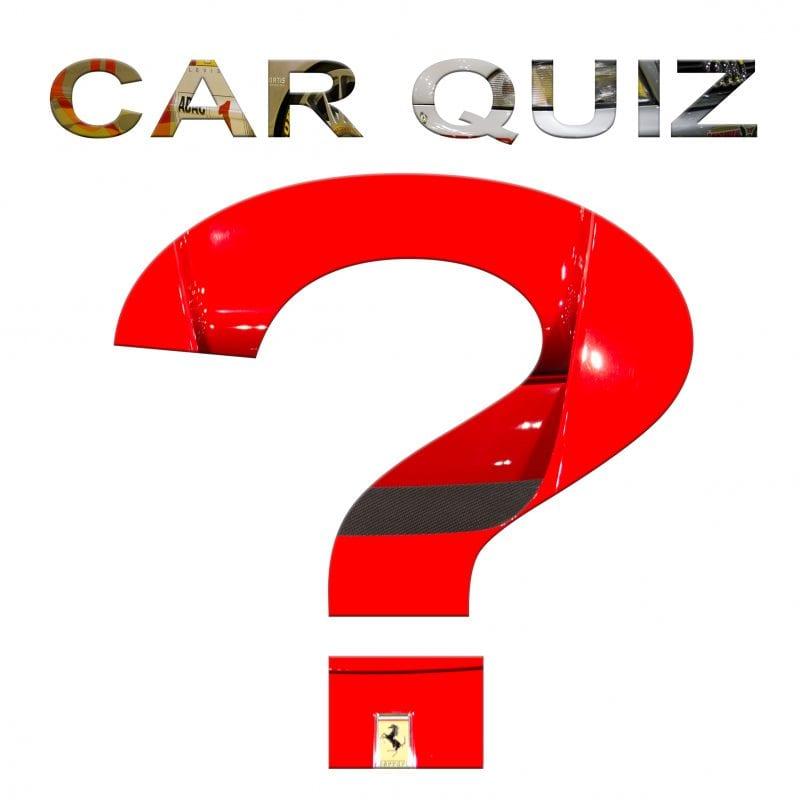 car, quiz, test, knowledge