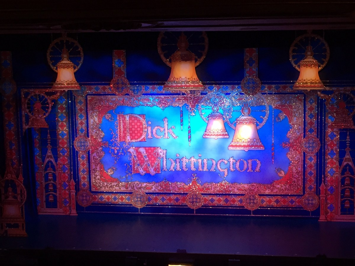 Dick Whittington Pantomime Bristol Hippodrome 2014