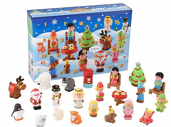 8 Of The Best Advent Calendars For Kids This Christmas