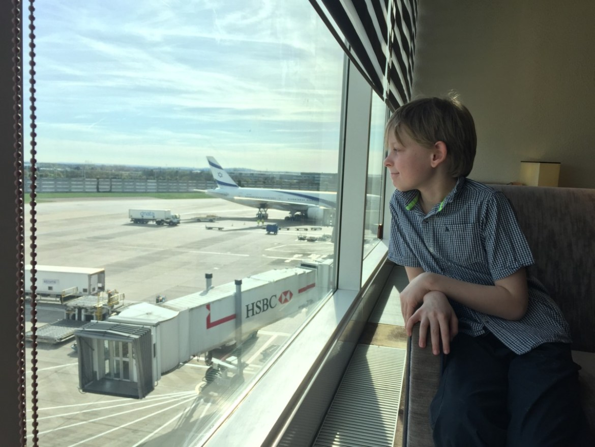 The Ultimate Guide To Heathrow Terminal 4 With Kids Globalmouse