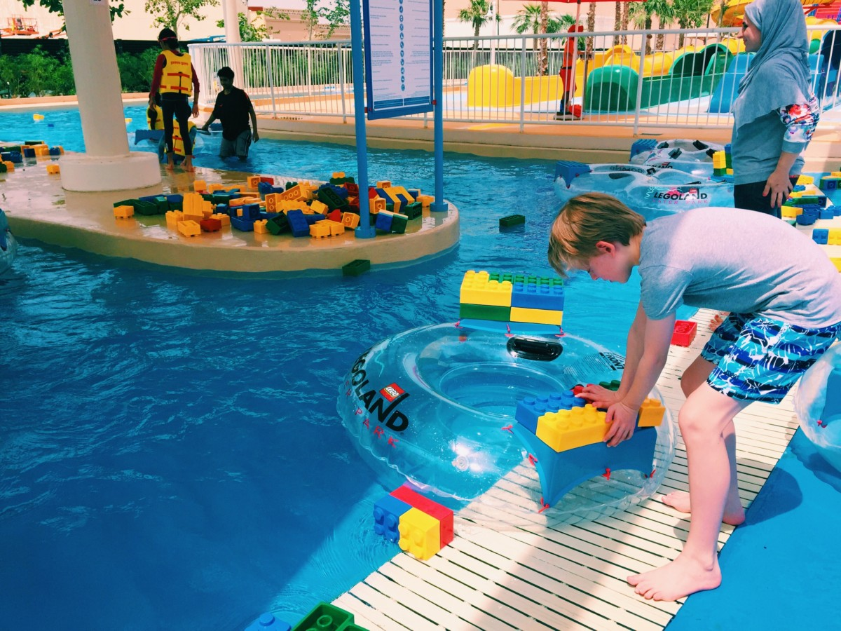 Best water park in Dubai for younger children? Legoland ...