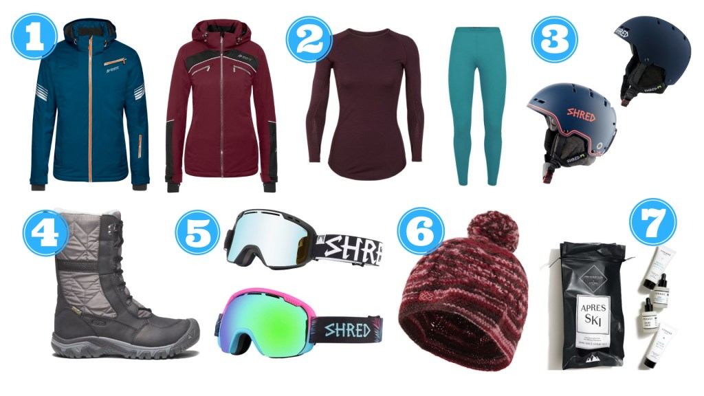 f424235d9f The best ski wear and ski clothes for all the family - copyright  www.