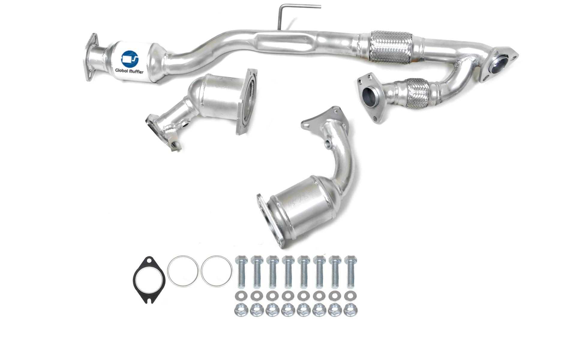 Nissan Murano Catalytic Converter Perfect Nissan