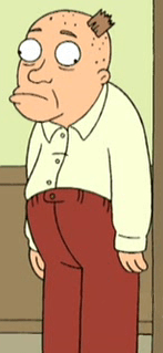 """Opie"" from ""Family Guy"""
