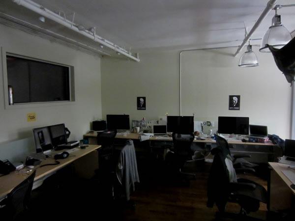 Bullpen / Fishtank / Team Room
