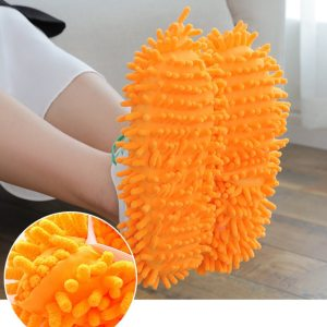 1piece Mop Slipper Floor Polishing Cover Cleaner Lazy Dusting C
