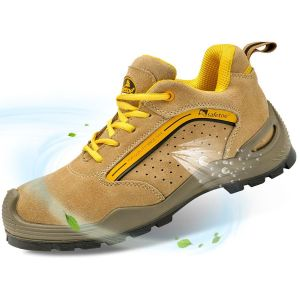 Mens Safety Shoes Breathable