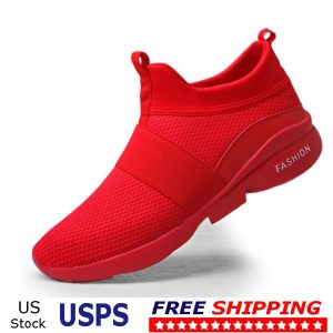 Damyuan 2020 Men's Light Breathable Sneakers Ankle Protect Mesh Shoes Lovers Running Shoes Big Size 48 Tenis Masculino Adulto
