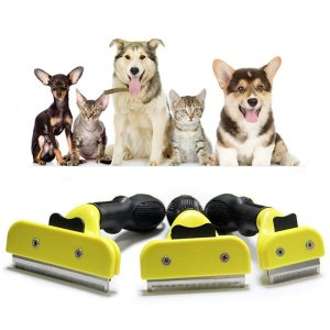 Pet Hair Brushes For Dog Cat Small Animal