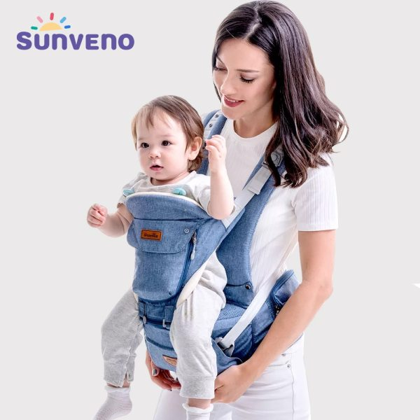 Front Facing Baby Carrier Comfortable Sling Backpack