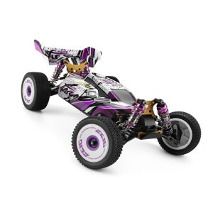 Wltoys 124019 RTR Remote Control RC Car 1/12 2.4G 4WD 60km/h High Speed Brushed Metal Chassis RC Car Vehicles Models Kids Toys