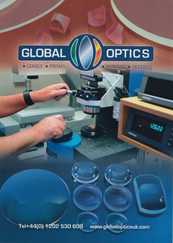 Global Optics Catalogue