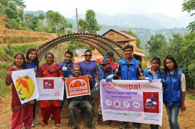 """Rise Nepal """"Shelter of Hope"""" Campaign"""