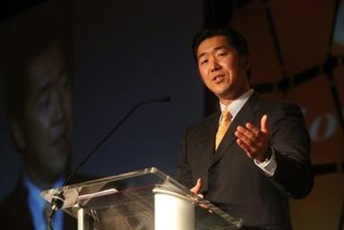 hyun-jin-moon-speaks-at-global-peace-convention-2012