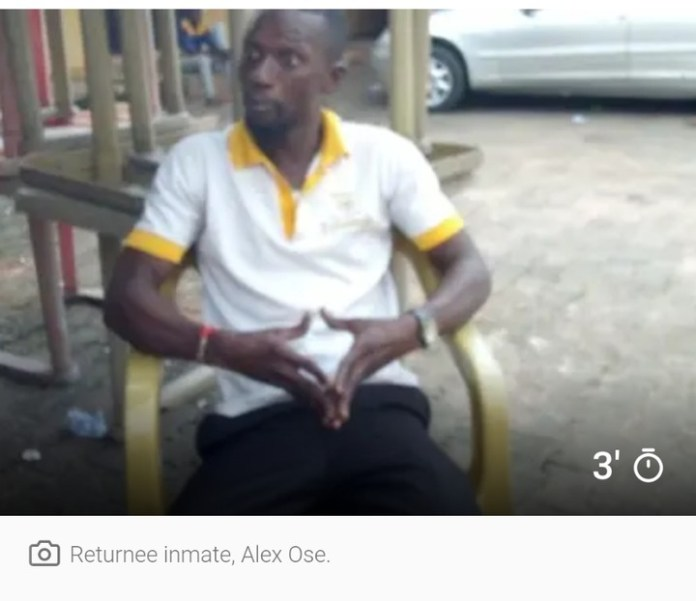 A Total Of 25 Inmates Out Of The 1900 Inmates Return To Correctional Centre In Edo