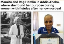 Africa's Top Surgeon Mamitu Gashe Who Can't Read Or Write