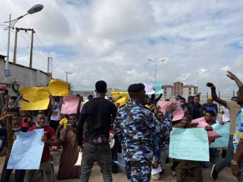 All Endsars Protests Video Compilation Across Nigeria Today