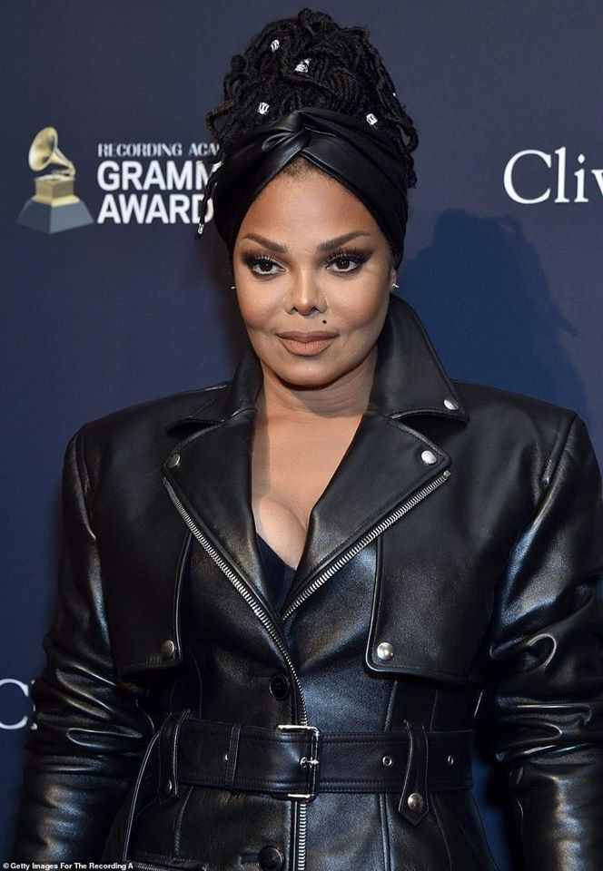 American singer Janet Jackson Speaks On EndSARS And Lekki Shootings Says Nigeria I Pray For You And Love You So Much