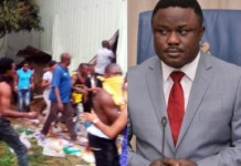 Cross River State governor Ben Ayade Orders House Search To Recover Looted Covid-19 Palliative