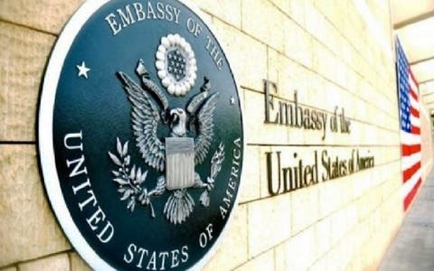 Delegation Of Top US Officials Storm Aso Rock, Nigeria Over Lekki Shootings